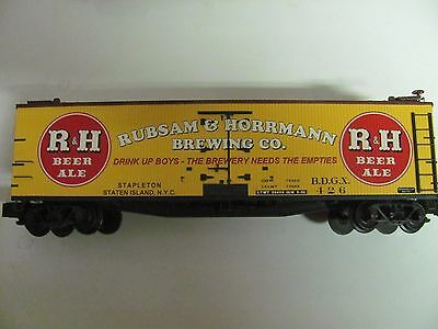 S-Helper R&H Beer Reefer S Scale MIB