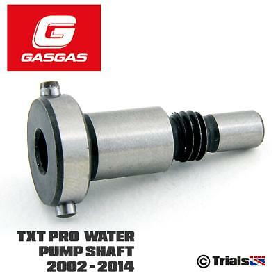 GasGas Water Pump Shaft - TXT Pro/Raga/Racing/Factory - 2002 - 2014