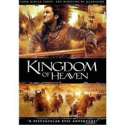 Kingdom of Heaven *LIKE NEW* (DVD, 2005, Full Frame)
