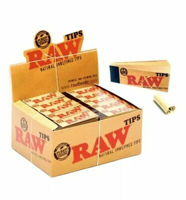 RAW Rolling Paper Smoking Chlorine Roaches Book Filter Tips Free Genuine Roach