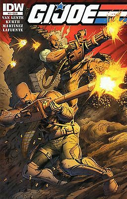 G.I.Joe Comic 11 IDW 2013 Van Lente Kurth Martinez Lafuente
