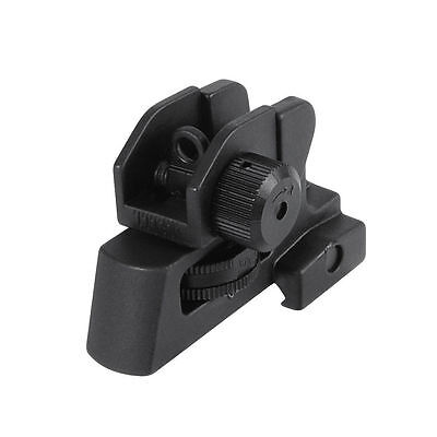 Metal A2 Type Rear Post Fixed Match-Grade Adjust Iron Sight
