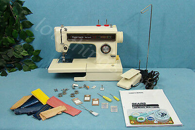 HEAVY DUTY INDUSTRIAL STRENGTH Sewing Machine SEWS 18 OUNCES OF COWHIDE LEATHER