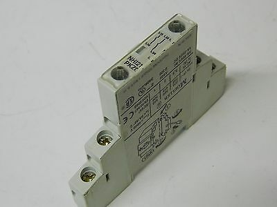 Moeller NHI12PKZO Auxiliary Contact 2X N/O 1X N/C Side Mount Contact