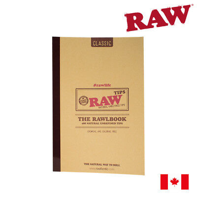 RAW Tips Rawlbook (480 Tip Booklet)