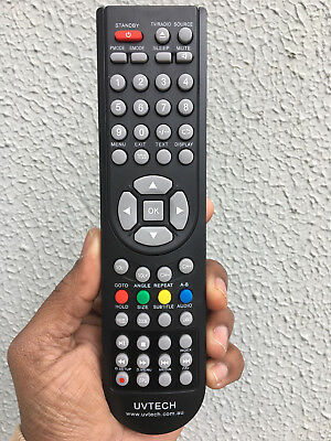 Replacement Bauhn Remote Control - Atv-32Hdc1N Atv-24Lec3  Atv-50Fhd5 Tv
