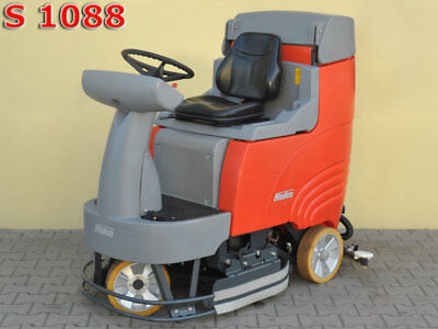 Scrubber Dryer HAKO SCRUBMASTER B 115 R/ 962 mth 2012 yr WARRANTY 5750£ 0% TAX