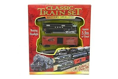 NEW Classic Train Set | Kids Railway Educational Tank Engine Toys | ihartTOYS