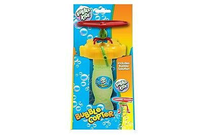 NEW Bubble Copter - Kids Outdoor Flying Toys - ihartTOYS