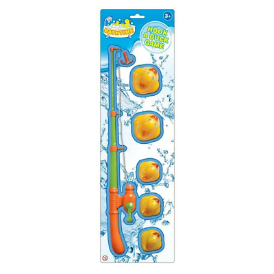 NEW Hook A Duck Bathtime Game | Kids Retro Games Fishing Toys | ihartTOYS