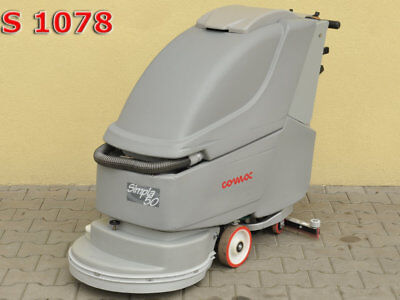 Comac Simpla 50 Scrubber Dryer / Warranty / 1400£ 0% Tax