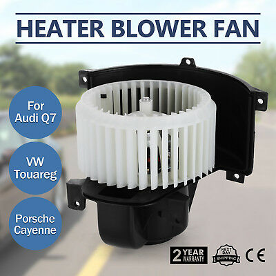 HQ For Audi Q7 VW Touareg Cayenne Heater Air Condition Blower Motor 7L0820021