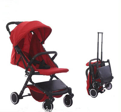 Portable Baby Stroller Pram Babytime Compact Lightweight Jogger Travel Carry-on