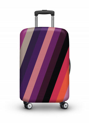 Luggage Cover Travel Suitcase Protector Elastic Protective VELOSOCK Stripes