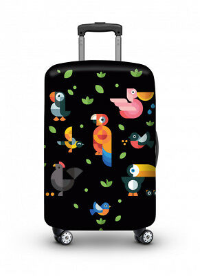 Luggage Cover Travel Suitcase Protector Elastic Protective VELOSOCK Jungle