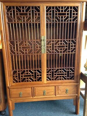 Large Chinese Cabinet