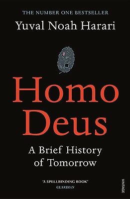 **NEW** - Homo Deus: A Brief History of Tomorrow (Paperback) - FREE FAST P&P