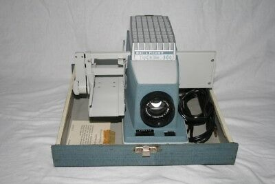 Vintage BELL & HOWELL Project-or-View 300 Slide Projector Viewer
