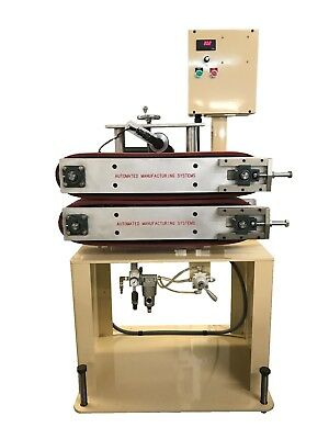 """New 6"""" x 30"""" AMS Extrusion Puller - 2 HP Dual Drive"""
