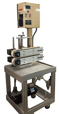 """Lab Unit 2"""" x 20"""" AMS Extrusion Puller - 2 HP - USA"""