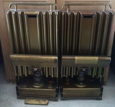 1950s. Alladin Vintage Paraffin Heaters