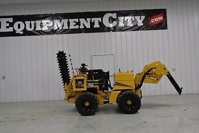 2007 Vermeer LM42 Trencher Vibratory Plow Bore Attachment Ditch Witch 410SX