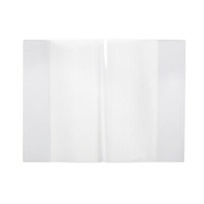Contact Book Sleeve Slip On A4 Size Clear - Pack 25