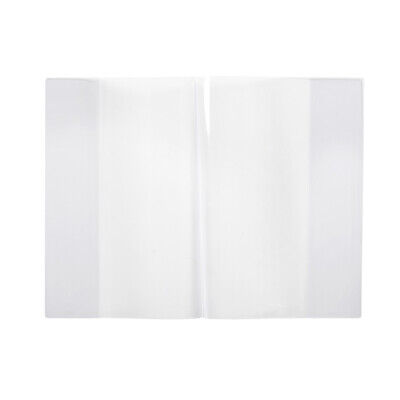 Contact Book Sleeve Slip On A4 Size Pack 25 - Clear