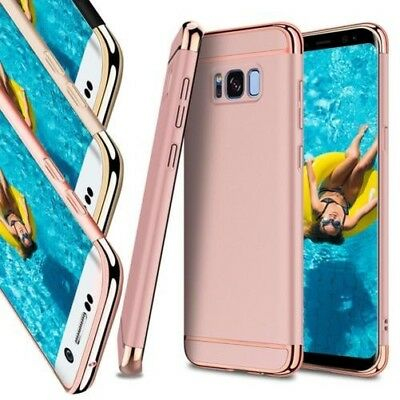 Full Cover Cell Phone Case for Samsung Protective Hybrid Bumper Slim