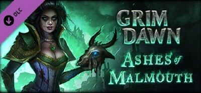 Grim Dawn - Ashes of Malmouth Expansion - PC Global Play Not Key/Code - Günstigs