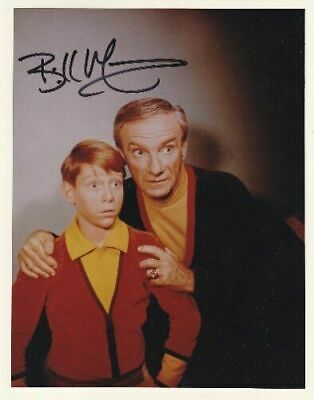 LOST IN SPACE BILL MUMY  WILL ROBINSON 5 hand signed