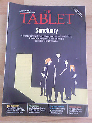The Tablet 5 April 2014