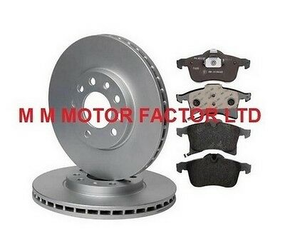 Estate Opel Astra H 1.9 CDTI Front Rear Pads Discs Set 308mm 265mm 118BHP 04