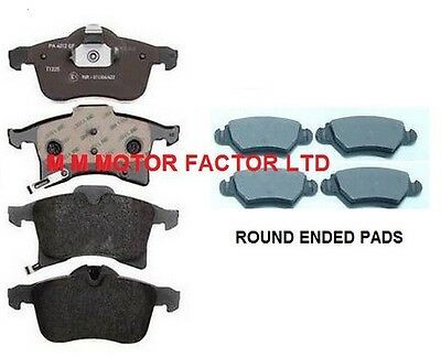 VAUXHALL ASTRA G MK4 (99) 1.8 2.0 2.2 DTi Sri 5 STUD FRONT and REAR BRAKE PADS