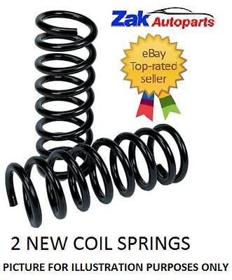 Vauxhall Zafira A (99-05) 2 Front Suspension Coil Springs Pair X2 *new*