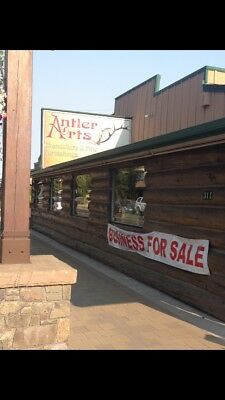 Antler Arts Been In Business For 23 Years For sale Sisters Oregon Retail Store