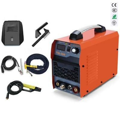 200Amp TIG ARC MMA Stick IGBT DC Inverter Welder Welding Machine 110V and 220V !