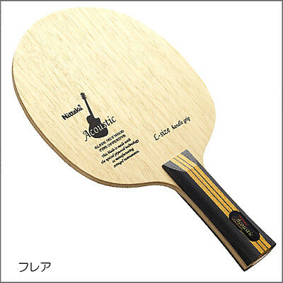 Nittaku Acoustic LG FL Table Tennis Blade
