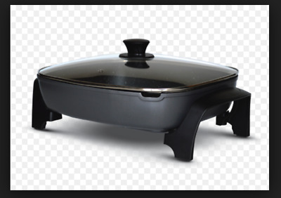 GENUINE Westinghouse Electric Frypan 2400W Latest Model Free Superfast Delivery!