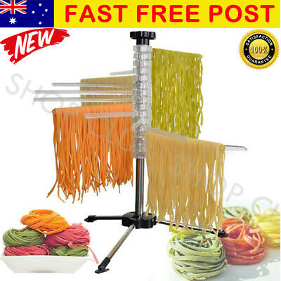 Pasta Drying Rack Attachment Pasta Spaghetti Noodle Dryer Stand Christmas Gift