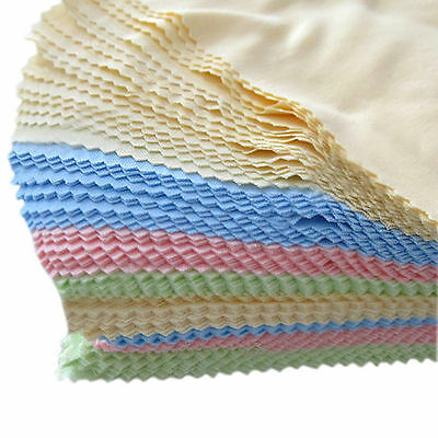 Microfiber Cleaning Cloth For Camera Lens Cell Phone Screen Glasses Spectacles