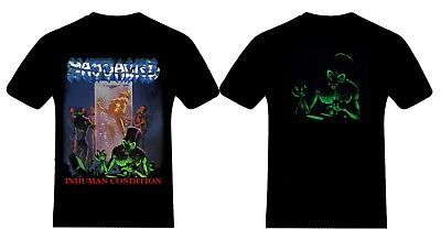 Massacre - Inhuman Condition (USA), Shirt