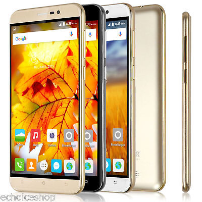 CUBOT NOTE S 5.5'' HD Android 6.0 3G Smartphone Quad Core Dual SIM 2GB/16GB GPS