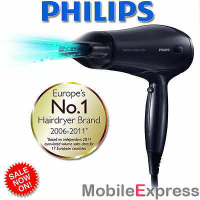 Philips HP4935 Professional 2000W Hair dryer SalonDry Active ION IonBoost – Cool