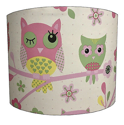 Lampshades Ideal To Match Debona My Rooms Owls Wallpaper & My Rooms Owls Duvets.