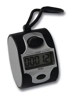 Digital Tally Counter 5 Digits Palm Golf Counters Clickers  28/503/0
