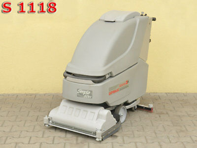Comac Simpla 50 Bst Scrubber Dryer / Warranty / 1200£ 0% Tax