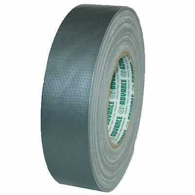 AT180 ARMY Panzerband 19/38/50mm x50m Silber wasserdichtes Gewebeband Gaffa Tape