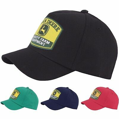 2fab89d1bdc901 B320 Urban John Deere Short Bill Design Club Cute Ball Cap Baseball Hat  Truckers