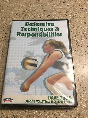 Coaching Volleyball DVDs